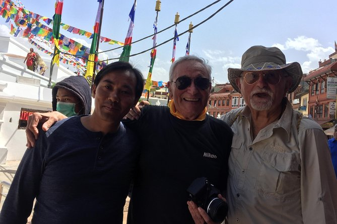 Kathmandu Buddhist Monasteries Private Full Day Tours