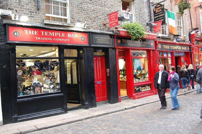 Best Of Dublin Historical Walking Tour