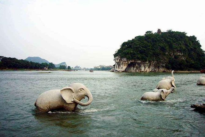 Guilin Elephant Trunk Hill (Xiangbishan) Admission Ticket photo 2