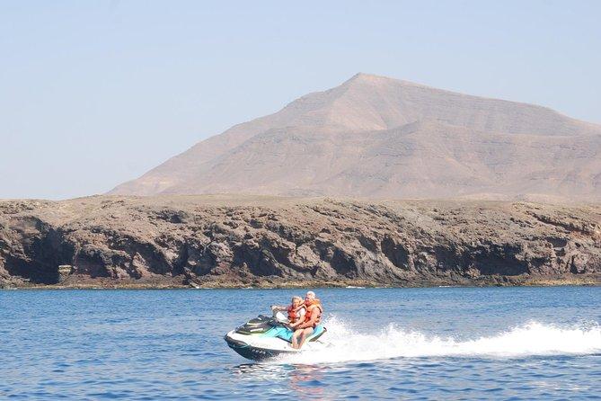 Jet Ski Safari Ride in Puerto del Carmen