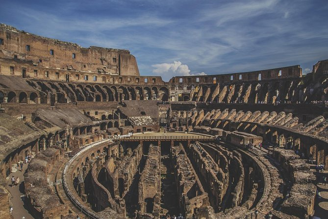 Private Tour of Colosseum, Roman Forum and Palatine Hill