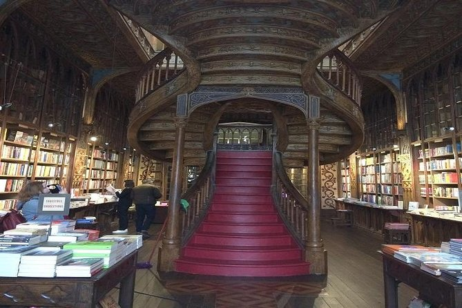 Xperience Porto and Lello Bookshop