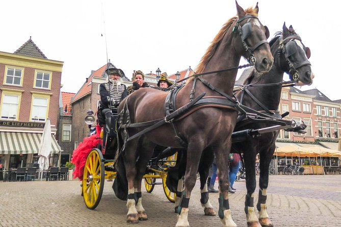Horse drawn carriage tours Delft photo 2