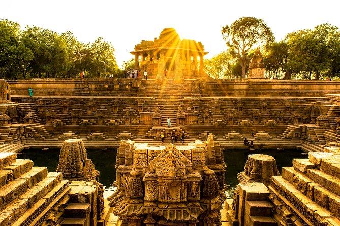 Free & Easy Day Trip to Modhera Sun Temple & Rani ki Vav from Ahmedabad