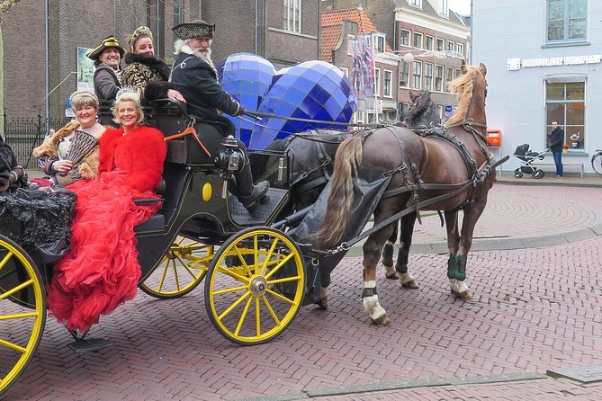 Horse drawn carriage tours Delft photo 3