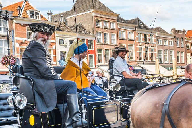 Horse drawn carriage tours Delft photo 7