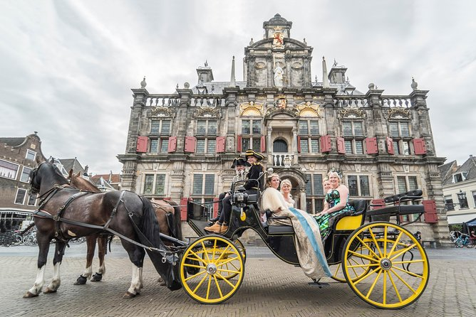 Horse drawn carriage tours Delft photo 5