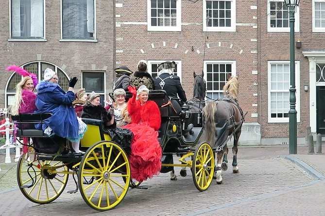 Horse drawn carriage tours Delft photo 4