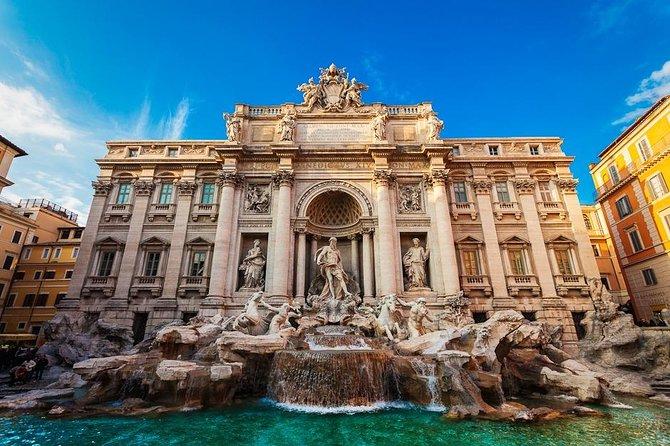 The Roman Fountains Tour