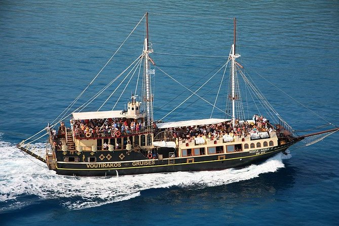 Zakynthos island Cruise by PIRATE SHIP photo 1