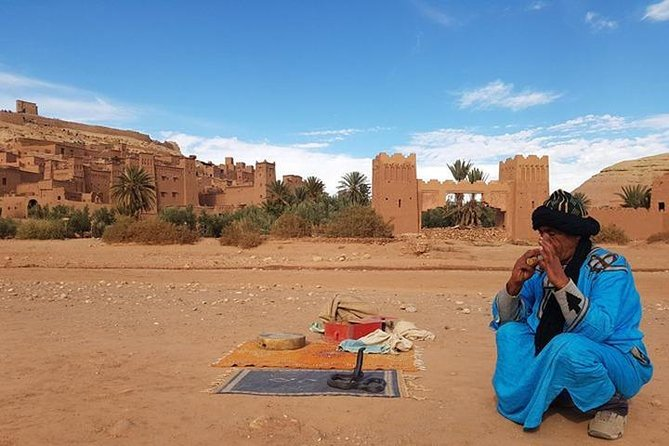 Ouarzazate and Ait Benhaddou Full-Day shared Tour from Marrakech With Riad 111 photo 6