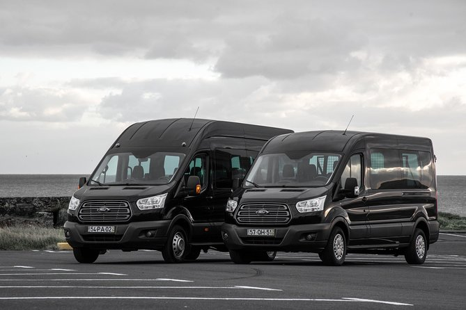 Azores - Airport Transfer to Hotels in Ponta Delgada City (1-4 pax)