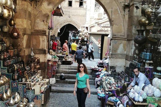 Giza,Sphinx,Egyptian museum and khanelkhalili pazar.