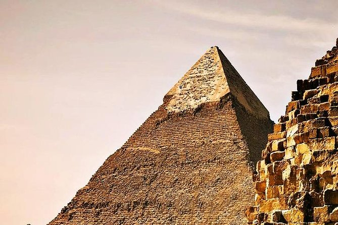 Awesome Private 2 Days all Highlights Giza Cairo incl Free airport transfers