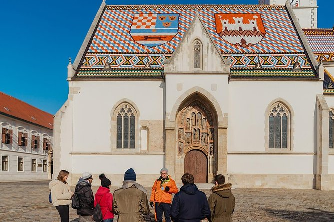 Best of Zagreb Small Group Tour with Funicular Ride and WW2 Tunnels