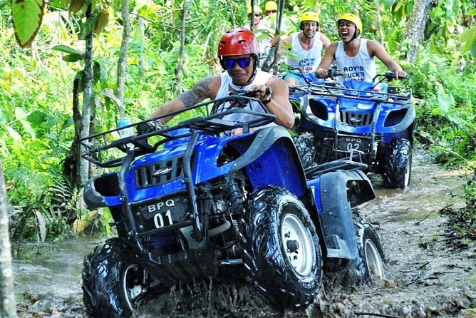 Bali ATV Quad Bike,Ubud,Tanah Lot Tour