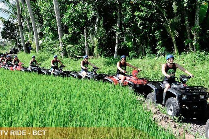 Ubud quad bike adventure
