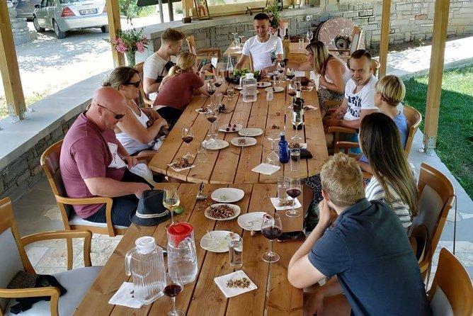 Wine tasting tour in Alpeta Winery - Roshnik village/By Vato