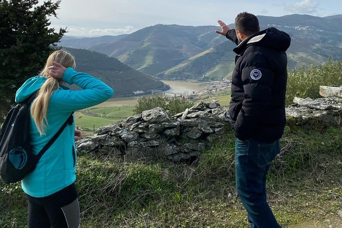 HIKE in DOURO VALLEY w/ winery visit and tasting