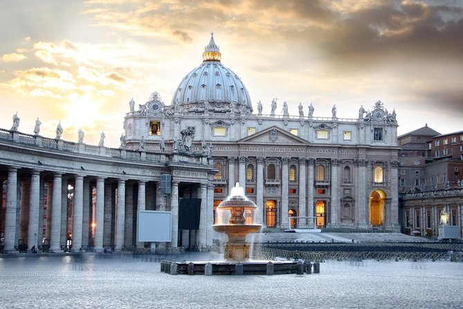 Vatican City & Sistine Chapel Skip-The-Line Tour (Small Group)