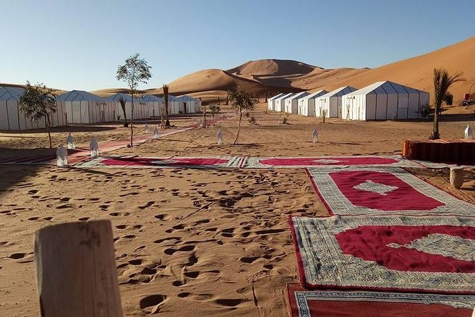 4 Days Sahara Desert Tour from Fes to Marrakech with camel ride