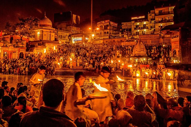 Rishikesh and Haridwar - Same Day tour from Delhi on SIC