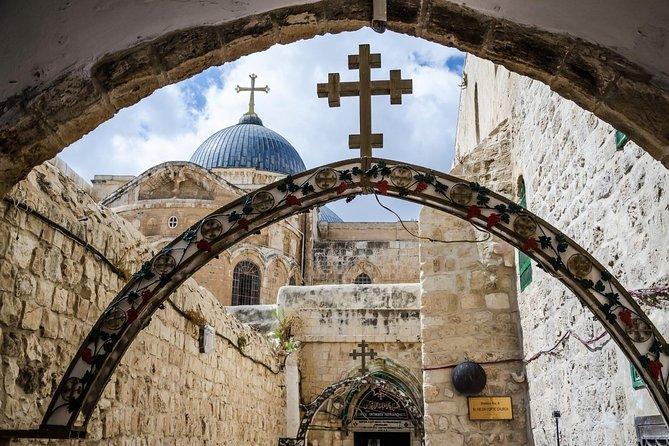 2 Days Jerusalem, Bethlehem and Petra