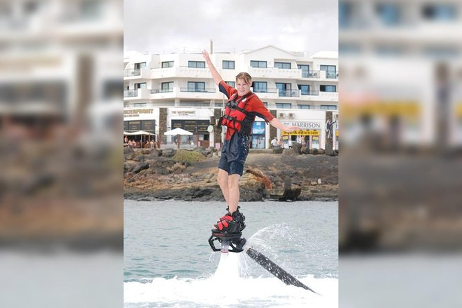 Flyboard Experience in Puerto del Carmen photo 3