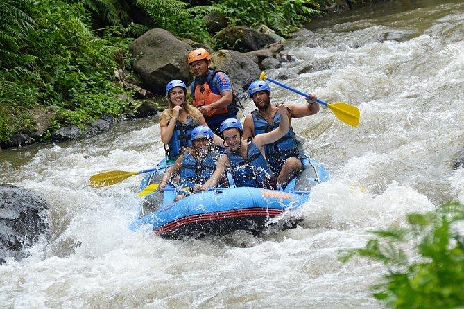 Ubud Water Rafting