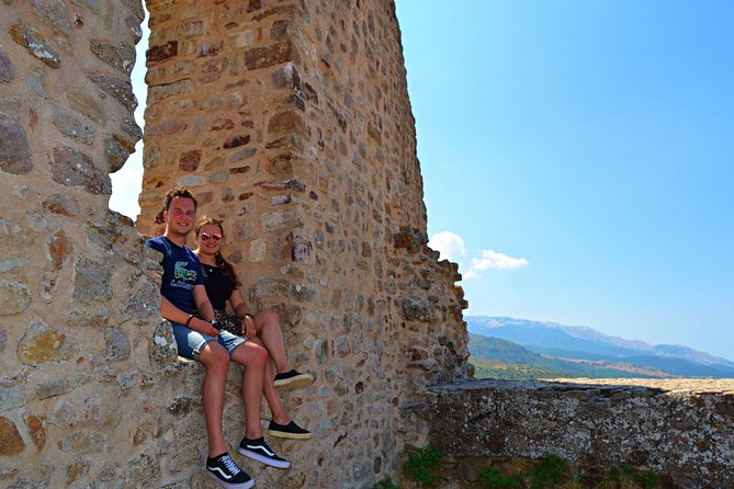 Madonie and its castles by jeep
