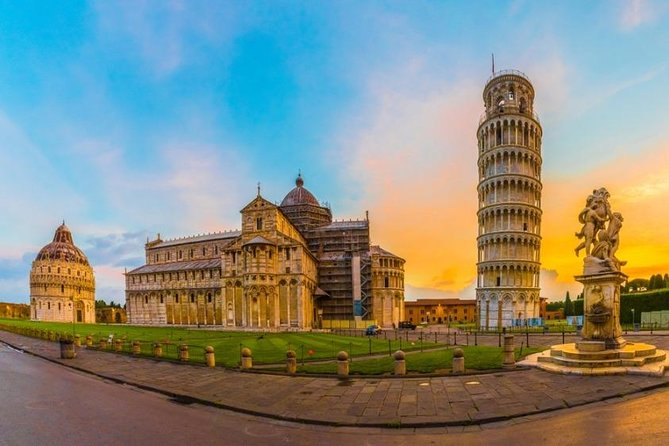 Pisa and Lucca Day Trip from Florence photo 4