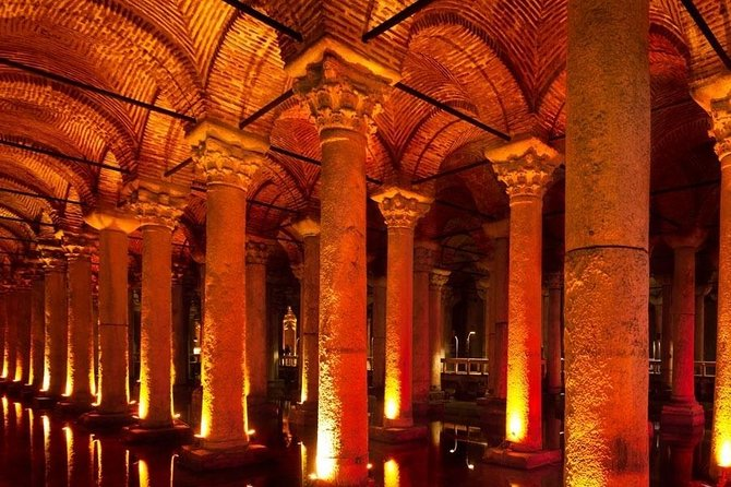 Fast Track Hagia Sophia and Basilica Cistern Guided Tours photo 7