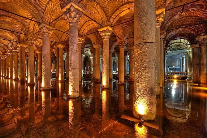 Fast Track Hagia Sophia and Basilica Cistern Guided Tours photo 2