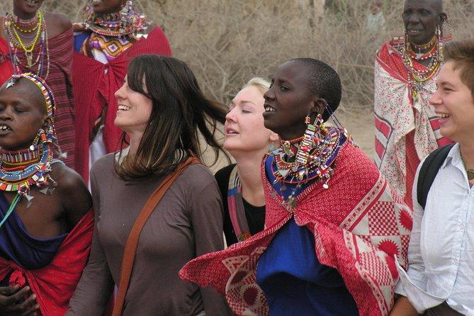 Maasai Boma day Trip
