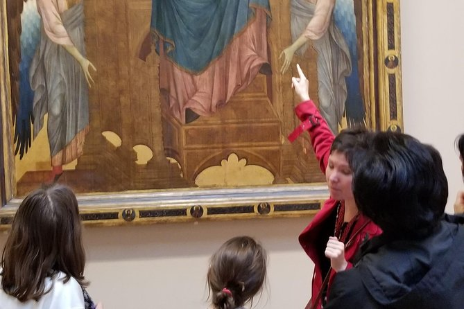 Private tour of the Louvre at the opening, beat the crowd. photo 4