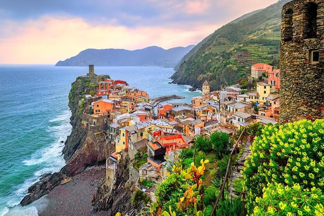 Exclusive Private Shore Excursion to Cinque Terre from La Spezia port