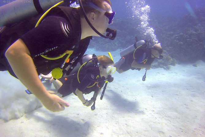 Open Water PADI diving course in Hurghada