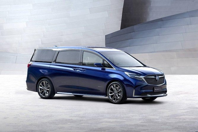 Arrival Private Transfer Chongqing Airport CKG to Chongqing City by Minivan