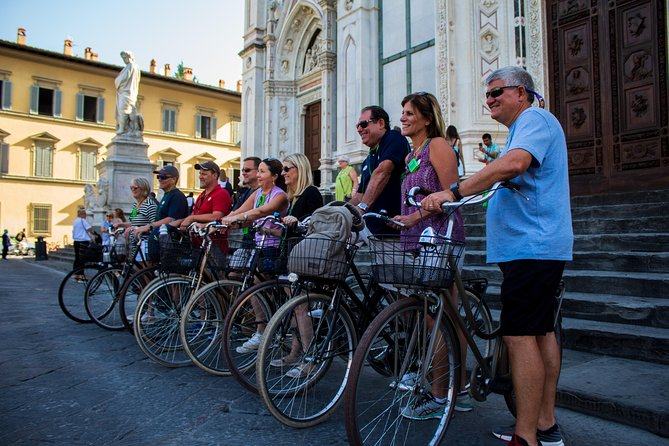 Florence City Tour By Bike