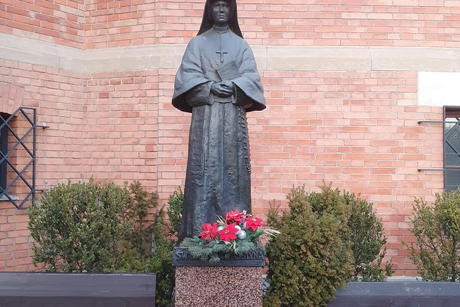 Private Divine Mercy Shrine in Łagiewniki - Kraków ( Saint Sister Faustina ) photo 2