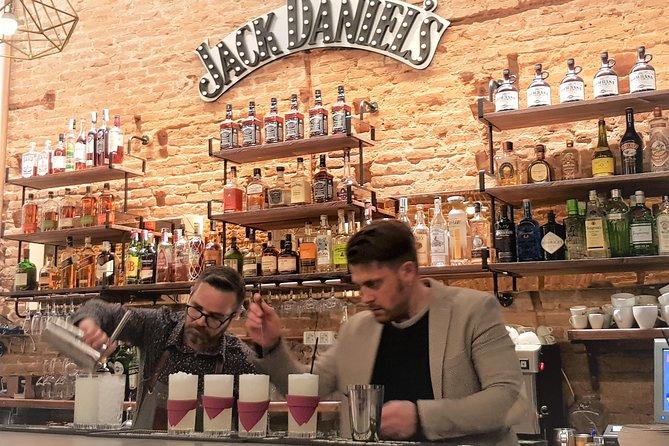 Gin Route Barcelona_