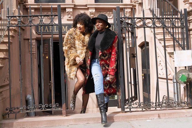 Harlem Black Fashion Tour