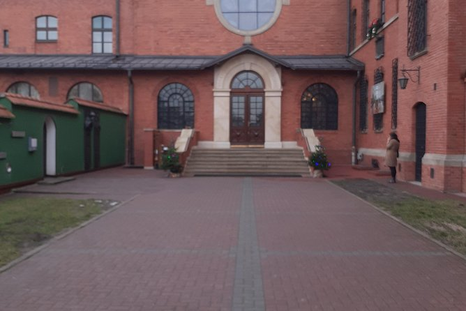 Private Divine Mercy Shrine in Łagiewniki - Kraków ( Saint Sister Faustina ) photo 7