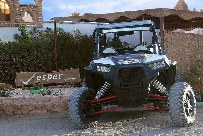 Full Day Buggy Car Desert Safari Sahara Park By POLARIS - Hurghada