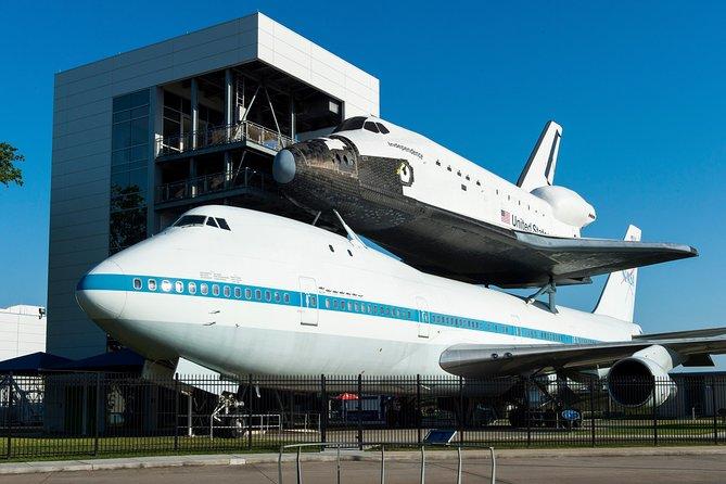 1-Day Mexico Gulf+NASA Tour (Houston departure) (X1)