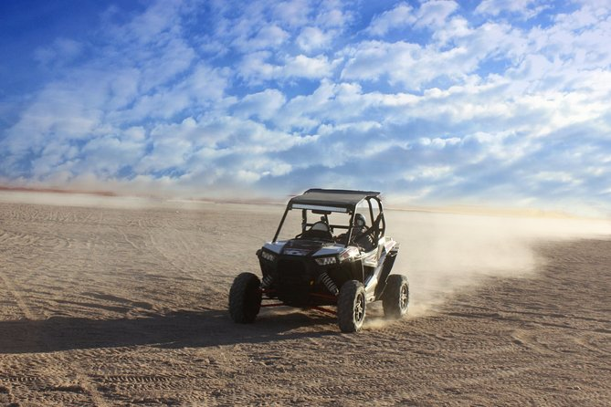 Polaris Desert Buggy with Camel Ride (3 Hours) - Hurghada photo 3