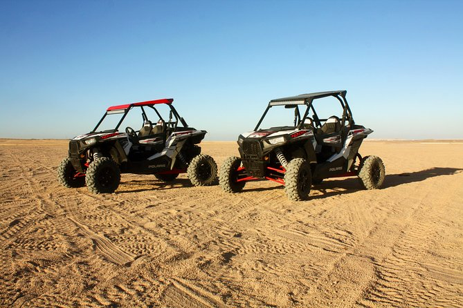 Polaris Desert Buggy with Camel Ride (3 Hours) - Hurghada photo 20