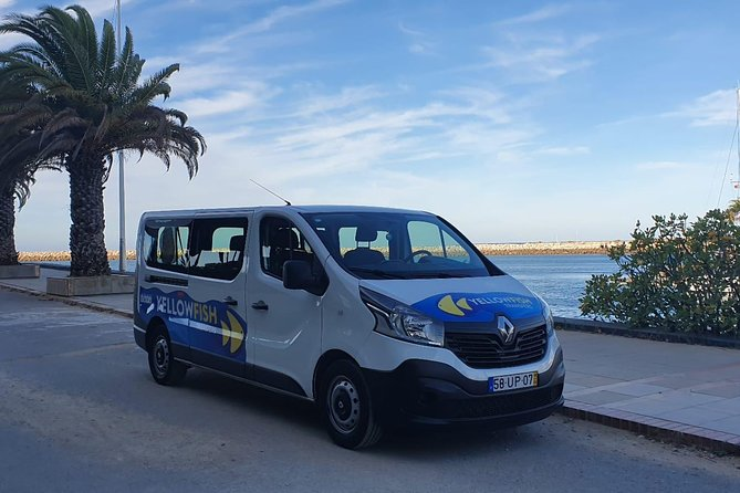 Faro Airport Private Transfer to Carvoeiro