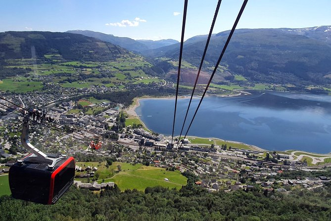 Day tour to Voss - incl Bergen Railway and Voss Gondol