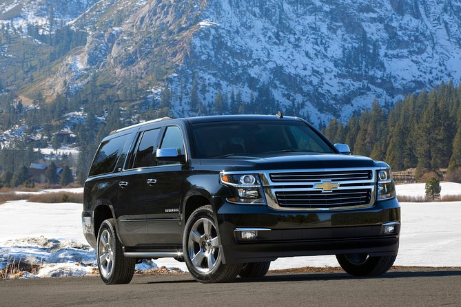Arrival Private Transfer Los Angeles Airport LAX to Los Angeles by SUV